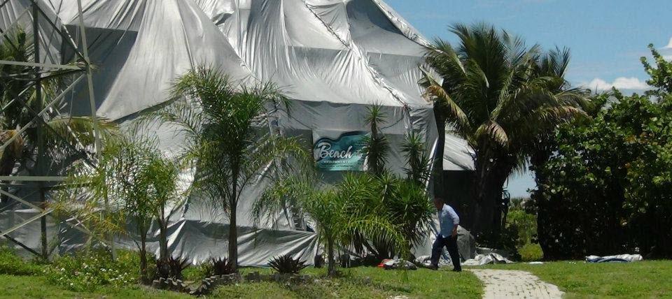 Tent Fumigation & Fumigation